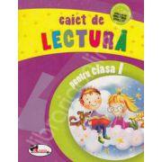 Caiet de lectura pentru clasa a I-a