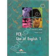 FCE Use of English 1 Teachers Book