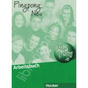 Limba germana caiet clasa a VI-a, L2. Pingpong Neu 2, Arbeitsbuch