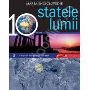 Marea enciclopedie Statele lumii volumul 3 - Europa de Sud-Est si de Sud-Vest