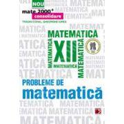 Probleme de matematica pentru clasa a XII-a (Mate 2000+)