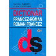 Dictionar Francez - Roman si Roman - Francez. Cu un minighid de conversatie (Editie Cartonata)