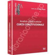 Analiza critica a actelor curtii constitutionale