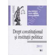 Drept constitutional si institutii politice - Badescu
