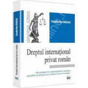 Dreptul international privat roman
