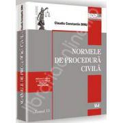 Normele de procedura civila