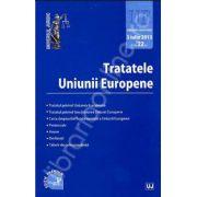 Tratatele Uniunii Europene - Editie premium