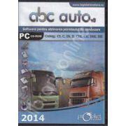 CD - ABC Auto v. 3. 0 - Pentru categoriile C1, C, D1, D, C1E, CE, D1E, DE - Actualizat 2014