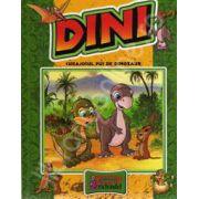Dini. Curajosul pui de dinozaur