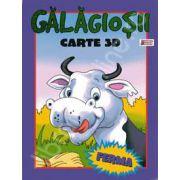 Galagiosii. Cartea 3D - Ferma