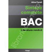 Sinteze complete BACALAUREAT 2014. Literatura romana (Ghid de analize si comentarii literare)