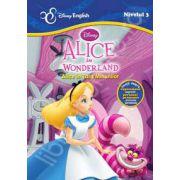Alice in Wonderland - Alice in Tara Minunilor. Invata despre expresii si pronume personal (Povesti bilingve)