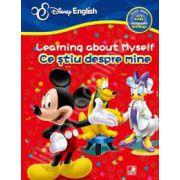Disney English. Ce stiu despre mine