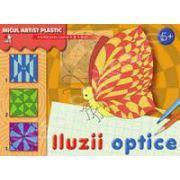 Iluzii optice. Micul artist plastic, activitati 5-9 ani