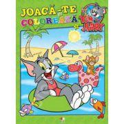 Tom si Jerry. Joaca-te si coloreaza volumul 2