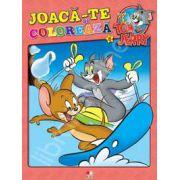 Tom si Jerry. Joaca-te si coloreaza volumul 5