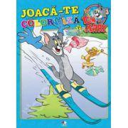 Tom si Jerry. Joaca-te si coloreaza volumul 7