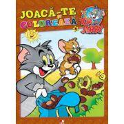 Tom si Jerry. Joaca-te si coloreaza volumul 8