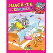Tom si Jerry. Joaca-te si coloreaza volumul 9