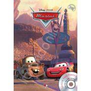 Masini - Disney Audiobook (Carte + CD)