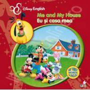 Me and My House. Eu si casa mea. My First Words in English