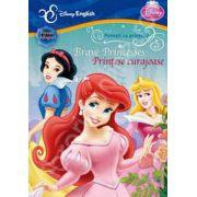 Disney English. Povesti cu printese. Printese curajoase