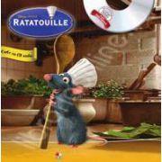 Ratatouille - Disney Audiobook (Carte + CD)