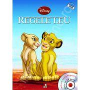 Regele leu - Disney Audiobook (Carte + CD)
