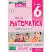 Mate 2000 INITIERE. Matematica pentru clasa a VI-a. Partea I. Algebra, geometrie.