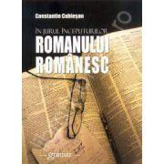 In jurul inceputurilor romanului romanesc