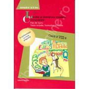 Limba si literatura romana. Comunicare. Fise de lucru. Teste initiale, formative si finale, pentru clasa a VIII-a. Semestrul II (2014)