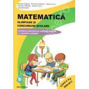 Matematica. Olimpiade si concursuri scolare (2008-2013), pentru clasa a V-a
