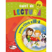 Caiet de lectura pentru clasa a III-a
