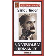 Universalism romanesc