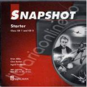 Snapshot Starter Class 1-2 Audio CD