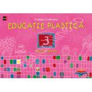 Educatie plastica clasa a III-a - Caietul elevului (Editia a II-a)