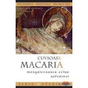 Cuvioasa Macaria, mangaietoarea celor suferinzi - Traducere din limba engleza de Constantin Fagetan