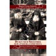 Duhovnicii Sihastriei sub cenzura comunista (Cosma Giosanu)