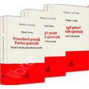 Pachet NCP si NCPP. Drept penal partea genereala si partea speciala si Drept penal partea generala NCPP (Sinteze si grile)