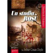 Un studiu in rosu (Arthur Conan Doyle)