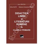 Didactica limbii si literaturii romane in clasele primare