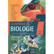 Olimpiada de biologie clasa a VII-a. Subiecte si bareme 2009-2012