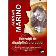Exercitii de disciplina a creatiei