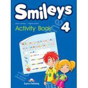 Smileys 4, Activity Book. Caiet pentru clasa a IV-a