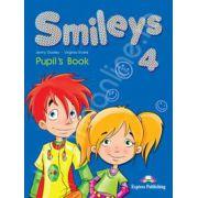 Smileys 4, Pupils Book. Manual pentru clasa a IV-a