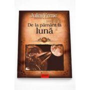 Jules Verne, De la pamant la luna
