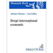 Drept international economic