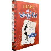 Jeff Kinney - Jurnalul unul pusti, Volumul 1 - In limba engleza. DIARY OF A WIMPY KID (Book 1)