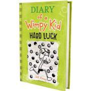 Jurnalul unul pusti, Volumul 8 - In limba engleza. Diary of a Wimpy Kid. Hard Luck (Book 8)