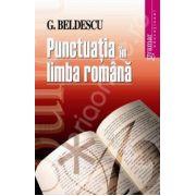 Punctuatia in limba romana (G. Beldescu)